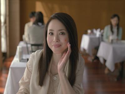 富士フイルム アスタリフト ジェリーアクアリスタのテレビコマーシャル