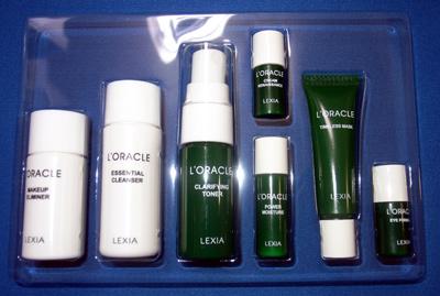 100%自然派化粧品「オラクル」